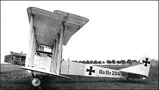 Gotha G.II