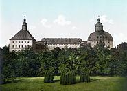 Gotha Schloss 1900