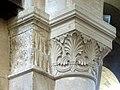 Gournay-en-Bray (76), collégiale St-Hildevert, nef, chapiteaux du 1er pilier libre du nord, côté est.jpg