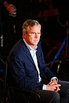 Governor of Florida Jeb Bush, Announcement Tour and Town Hall, Adams Opera House, Derry, New Hampshire by Michael Vadon 04.jpg