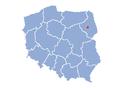 Grafika Map of Poland - Tykocin.png