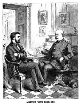 Grant and Bismarck in 1878 Grant & Bismarck Meeting.tif