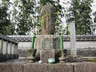 samurai of the Sengoku period; father of Tokugawa Ieyasu