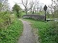 Great Bedwyn - Bridge Over The Canal - geograph.org.uk - 1469428.jpg