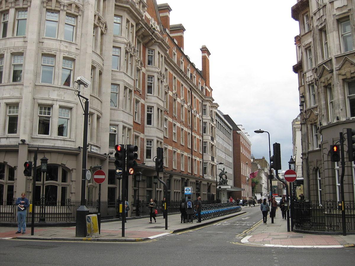 Bloomsbury Hotel London Parking