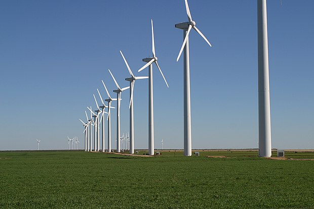 Brazos Wind Ranch GreenMountainWindFarm Fluvanna 2004.jpg