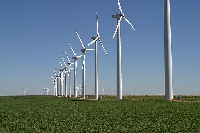 Производство энергии из возобновляемых источников выросло в Дании на 11%