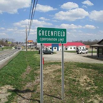 Greenfield, Ohio - Image: Greenfield Ohio 1