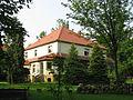 Großharthau, Am Volkspark 3 (Pfarramt).JPG