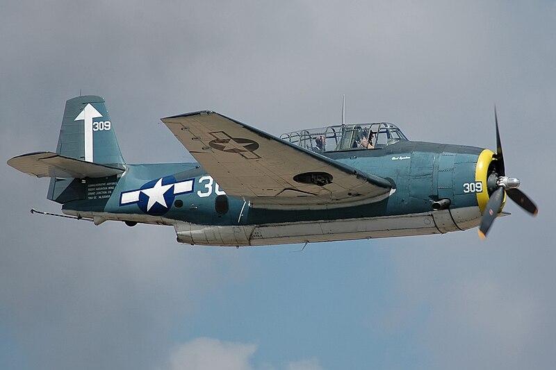 File:Grumman TBM-3E Avenger 1.jpg