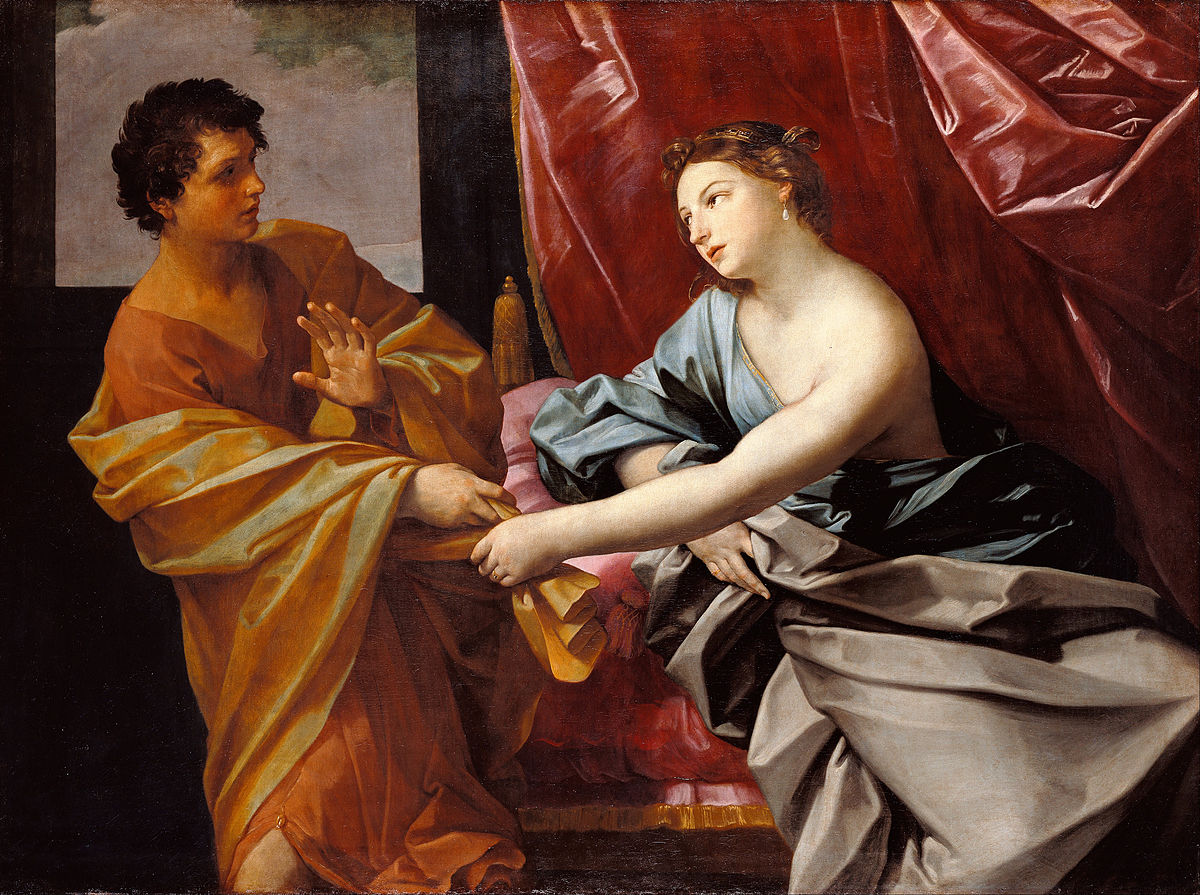 Potiphar and his wife wikipedia for Joseph e joseph italia