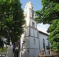 Guntersblum- Evangelische Kirche- Südturm- von Marktplatz aus 16.5.2009.jpg