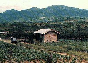 Mount Kaba - Image: Gunung Kaba
