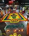 Guruvayoor temple on the day of Onam.jpg