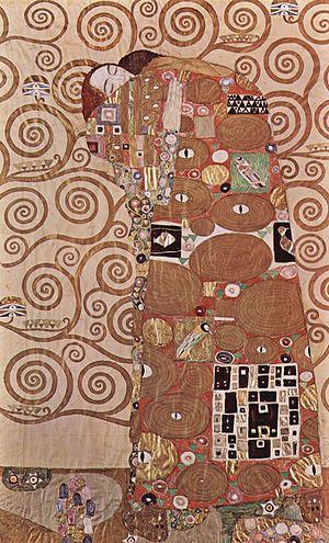 Stoclet Frieze - Image: Gustav Klimt 031