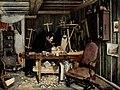 Gustav Wentzel - A Carpenter's Workshop - NMK.2004.0340 - National Museum of Art, Architecture and Design.jpg