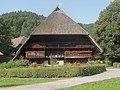 Gutach, Freilichtmuseum Vogtsbauernhof, Vogtsbauernhof, Ansicht von Osten 1.jpg