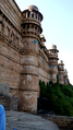 Gwalior fort front wall.png
