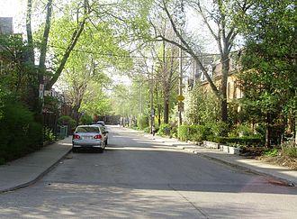Parkdale, Toronto - Gwynne Avenue in Parkdale