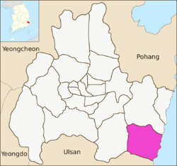 Gyeongju map-Yangnam-myeon-01.png
