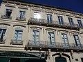 Hôtel de Claris (Montpeller) - Façana - 1.jpg