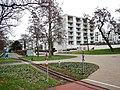 Höhenpark Killesberg, Bahnhof der Miniatureisenbahn - panoramio.jpg