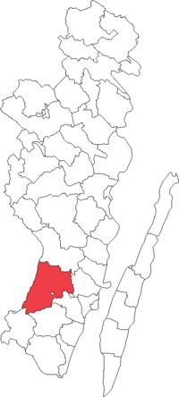 Madesjö landskommune i Kalmar amt