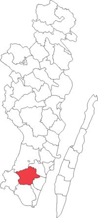 Morhusmandssteders landskommune i Kalmar amt