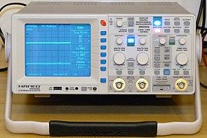 Hameg - 200MHz Mixed Signal CombiScope HM2008