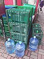HK 中環 Central 干諾道中 Connaught Road August 2018 SSG bottle water logistics 02.jpg