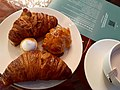 HK 灣仔北 Wan Chai North RenHotel 萬麗海景酒店 Renaissance Harbour View Hotel food 牛角包 Croissant October 2019 SS2 01.jpg