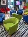 HK British Council Enquiry Service 03 lobby hall furniture sofa seats Sept-2012.jpg