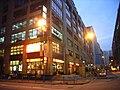 HK Kwun Tong Hoi Yuen Road 興業街 Hing Yip Street night sky Camelpaint Centre.JPG