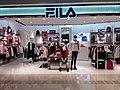 HK Yuen Long 形點 Yoho Mall shop 斐樂 Fila clothing Sept 2018 SSG.jpg