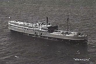 Taikoo Dockyard - Image: HMAS Whang Pu