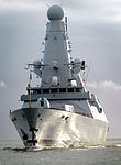 HMS Dauntless Arrives in Porstmouth MOD 45150841.jpg