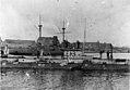 HMS E13 in dock 1915.jpg