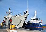 HMS Lancaster arrives at Key West 150420-N-YB753-028.jpg