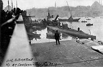 HMS M 1 in Constantinople