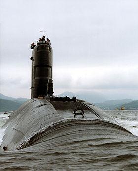 HMS Spartan Leaves Faslane MOD 45138100