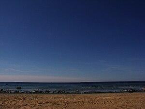 Haabneeme - Image: Haabneeme beach, 2009