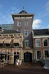 foto van De klokhuistoren
