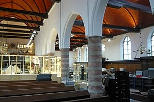 Bakenesserkerk - Image: Haarlem Bakenesserkerk (1)