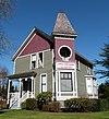 Erwin Charles Hackett House