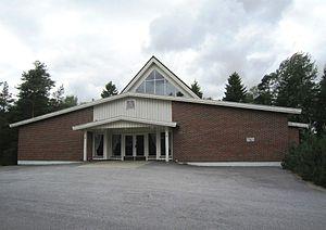 Hafslundsøy - Hafslundsøy kirke