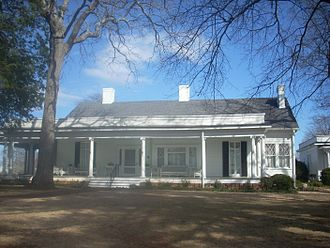 Pickens, South Carolina - Hagood-Mauldin House