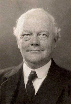 Douglas Hogg, 1st Viscount Hailsham - Image: Hailsham 1