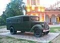 Hajj Van of Nawab Muhammad Sadiq V - outside Noor Mahal.jpg