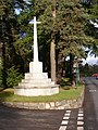 Hampton in Arden Cenotaph - geograph.org.uk - 1573259.jpg