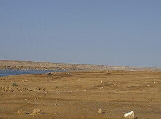 Saguia el-Hamra (river) River in Western Sahara